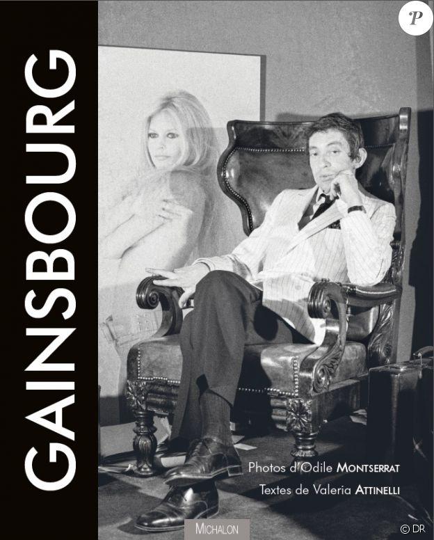 """""""Gainsbourg"""" de Valeria Attinelli et Odile Montserrat, éditions Michalon, le 3 novembre 2016 en librairies."""