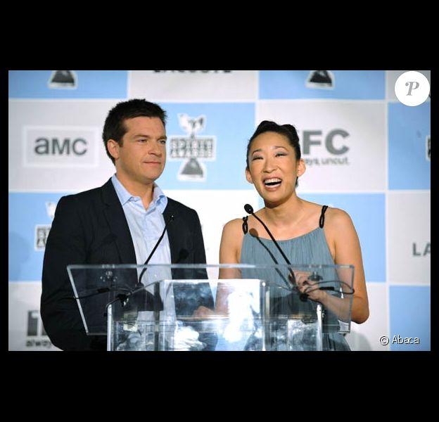 Sandra Oh et Jason Bateman