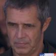 Julien Clerc assiste à la cérémonie en hommage aux victimes des attentats de Nice organisée à Nice le 15 octobre 2016.