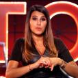"""Karine Ferri et Yann-Alrick Mortreuil - """"Danse avec les stars 7"""" sur TF1, le 15 octobre 2016"""