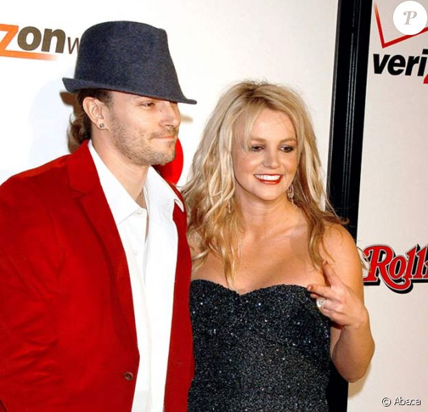 Kevin Federline et Britney Spears