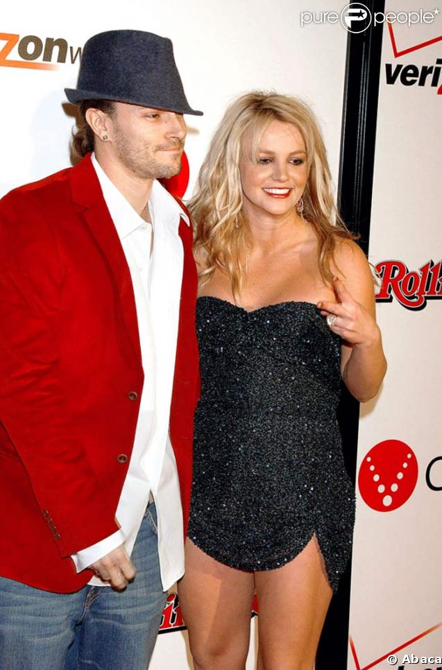 video britney spears et kevin federline