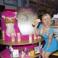 """Coco Austin lance sa collection """"Coco-Licious"""", de produits pour le plaisir à Las Vegas, le 1er avril 2014."""