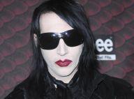 PHOTOS EXCLUSIVES : Marilyn Manson a une nouvelle girlfriend qui... est encore le sosie de Dita von Teese ! (réactualisé)