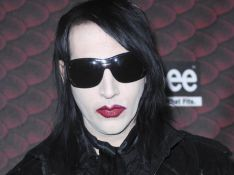 PHOTOS EXCLUSIVES : Marilyn Manson a une nouvelle girlfriend qui... est encore le sosie de Dita von Teese ! (réactualisé)