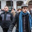 Agata Buzek -Les funérailles du réalisateur polonais Andrzej Wajda à Cracovie le 19 octobre 2016
