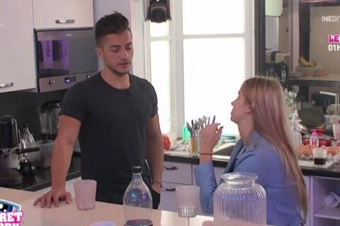Secret Story 10 : Bastien se dispute avec Julien, Darko s'éloigne d'Anaïs