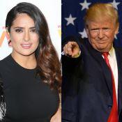 Salma Hayek recale un Donald Trump dragueur et mythomane : Elle balance !