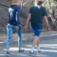 Exclusif - Paul McCartney et sa femme Nancy Shevell se baladent en amoureux sur les hauteurs de TreePeople park à Studio City, le 10 octobre 2016