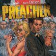 Album de Preacher de Steve Dillon