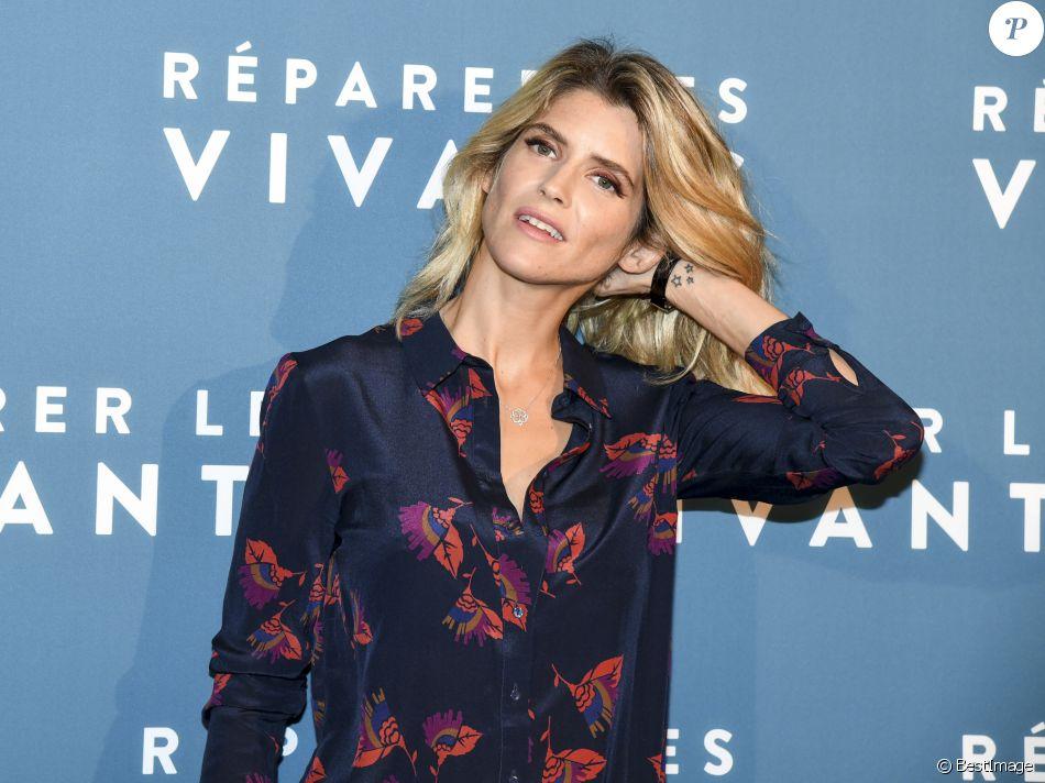 """Alice Taglioni - Avant-première du film """"Réparer les vivants"""" au cinéma UGC Normandie à Paris, le 24 octobre 2016. © Pierre Perusseau/Bestimage"""
