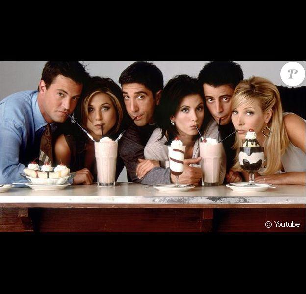 La série mythique Friends s'est achevée en 2004.