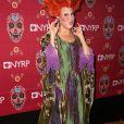 Bette Midler à la soirée caritative Halloween 2016 to benefit The New York Restoration Project à New York, le 28 octobre 2016 © Sonia Moskowitz/Globe Photos via Zuma/Bestimage