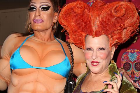 Marc Jacobs : Méconnaissable en femme pour Halloween !