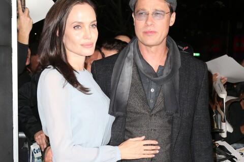 Divorce de Brad Pitt et Angelina Jolie : Un premier pas encourageant...