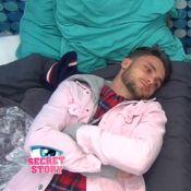 """Secret Story 10 - Bastien en larmes à cause de Mélanie : """"Je suis à bout"""""""