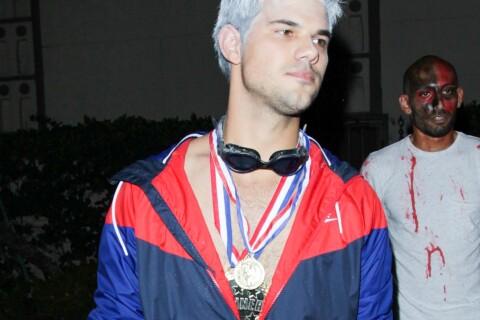 Taylor Lautner : Le beau gosse a encore changé de tête...