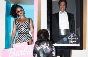 Halloween : Beyoncé et Jay Z, poupées mythiques pour leur fille Blue Ivy