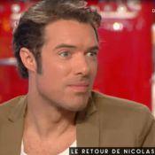 """Nicolas Bedos évoque son clash avec Yann Moix dans ONPC : """"J'étais mal à l'aise"""""""