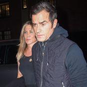 Justin Theroux tacle Brad Pitt, l'ex de sa femme Jennifer Aniston, par mégarde !