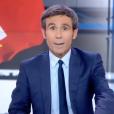 David Pujadas s'agace en plein JT sur France 2, le 30 mai 2016.