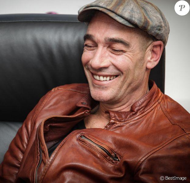 Info - Jean-Marc Barr est papa d'un petit Jude - Jean-Marc Barr - Hommage à Jeremy Irons lors du Festival du film de Beauvais, le 12 avril 2014.