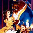 Le dessin animé La Belle et la Bête (1991)