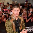 "Nick Jonas assiste à la soirée ""iHeartRADIO MuchMusic Video Awards"" à Toronto le 19 juin 2016."