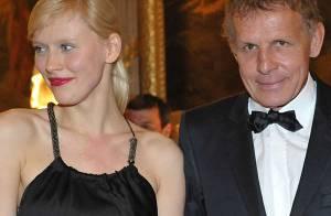 PHOTOS : Patrick Poivre d'Arvor et Anna... un très beau couple glamour au château !