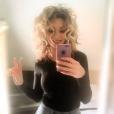 Emilie Nef Naf, le 6 novembre 2016 sur Instagram. Une nouvelle coupe pour une nouvelle vie !