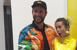 Miley Cyrus et Liam Hemsworth (re)fiancés : Apparition rare et premier selfie !