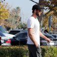 Liam Hemsworth est allé déjeuner avec des amis à Malibu, le 6 novembre 2016.