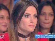 Capucine Anav en larmes à cause de Nabilla dans TPMP : La bimbo réplique !