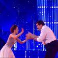 """Artus et Marie Denigot - """"Danse avec les stars 7"""" sur TF1. Le 10 novembre 2016."""