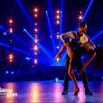 """Florent Mothe et Candice Pascal - """"Danse avec les stars 7"""" sur TF1. Le 10 novembre 2016."""