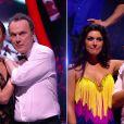 """Julien Lepers éliminé - """"Danse avec les stars 7"""" sur TF1. Le 10 novembre 2016."""