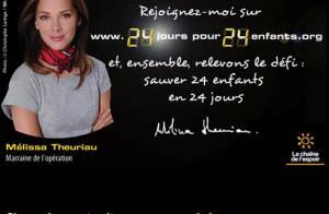 Melissa Theuriau, il ne lui reste plus que 15 jours pour faire bouger les choses...