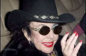 PHOTOS : Liz Taylor, à 76 ans... toujours aussi délirante mais en forme !
