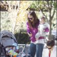 Jessica Alba et sa fille Honor
