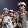 Bruno Mars aux NRJ Music Awards 2016, le 12 novembre à Cannes.