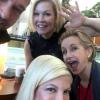 Les stars de Beverly Hills se retrouvent : Tendres mots pour Shannen Doherty