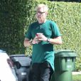 Exclusif - Joe Simpson à Beverly Hills le 14 septembre 2014.