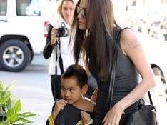 PHOTOS : Angelina Jolie... jamais sans Marcello !