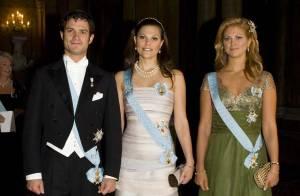PHOTOS : Pour le Nobel de Le Clézio, Victoria, Carl Philip et Madeleine de Suède font une dernière photo de famille !