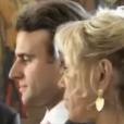 Image du mariage d'Emmanuel et Brigitte Macron. Extrait d' Emmanuel Macron, la stratégie du météore , un documentaire de Pierre Hurel pour France 3, disponible en replay.