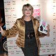 """Sophie Darel - Photocall pour le lancement du livre """"Les bonnes chansons ne meurent jamais"""" de J. Sanchez au NoLita à Paris, le 4 novembre 2015."""