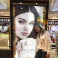 Caitlyn jenner fière de sa fille Kendall - Photo publiée sur Instagram.