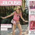 Couverture du magazine Jalouse, numéro de décembre 2016 - janvier 2017.