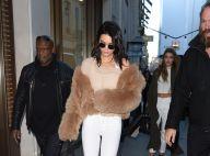 Kendall Jenner à Paris : Sous bonne escorte après l'agression de Kim Kardashian
