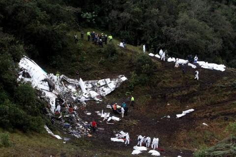 Chapecoense et le crash d'avion : Ces deux hommes qui ont échappé au drame